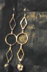 orecchini a catena