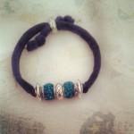 bracciale, hand made, velluto, bijoux artigianali